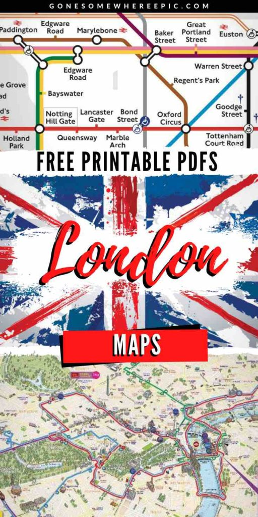 London Maps Tourism Travel Guide Free Pdf Maps